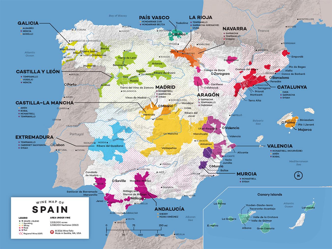 Tudta, hogy Spanyolország a világelső?