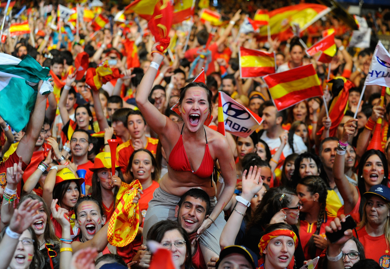 A spanyol a világ legegészségesebb nemzete